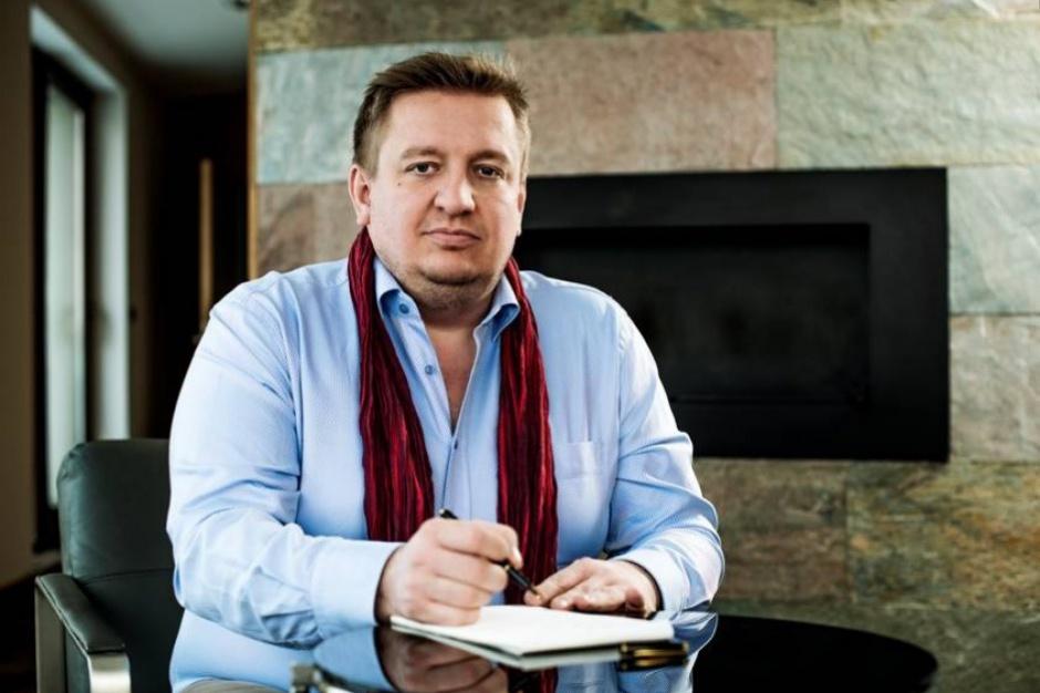 Bartosz Kaczmarczyk, prezes Loyd. (fot. mat.pras.)