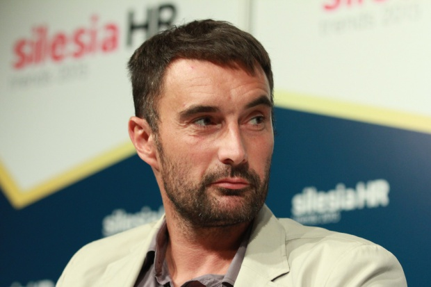 Grzegorz Bohosiewicz, dyrektor personalny Euvic. (fot. PTWP)