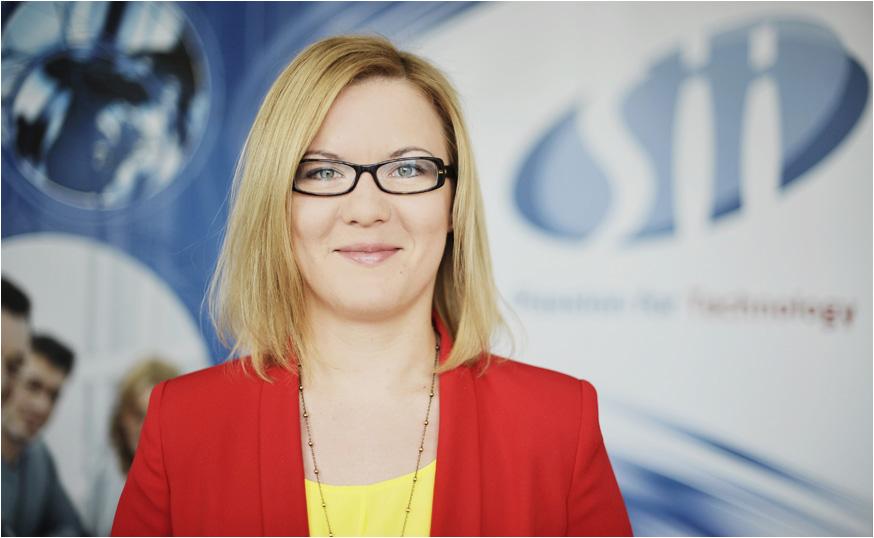 Joanna Kucharska, dyrektor ds. HR i komunikacji w Sii.(fot. mat.pras.)