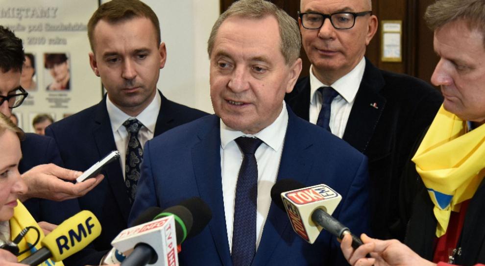 Kowalczyk: Rząd ma podjąć decyzję dot. nadzoru nad spółkami po likwidacji MSP