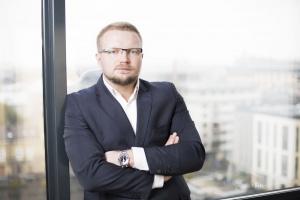 Bartosz Bednarski dyrektorem zarządzającym Axence