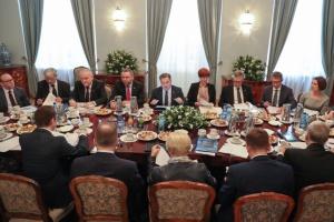 Rada Dialogu Społecznego będzie rozmawiać o aktualnej sytuacji w Polsce