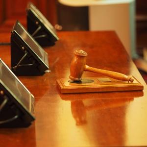 Były prezes sądu zawieszony w czynnościach służbowych