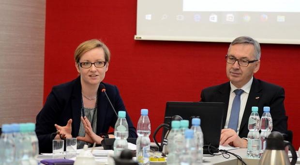 Stanisław Szwed: Minister spotkał się z przedstawicielami wojewódzkich urzędów pracy