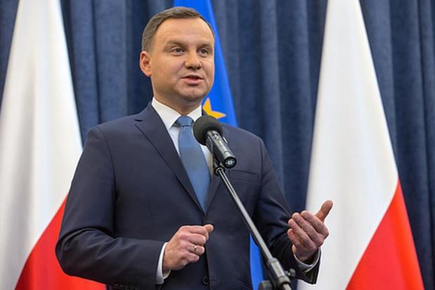 Prezydent zabiera polskie start-upy do Palestyny