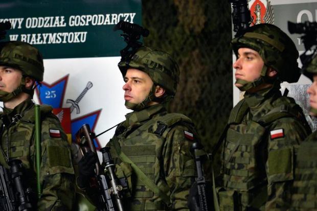 Białystok rekrutuje do Wojsk Obrony Terytorialnej