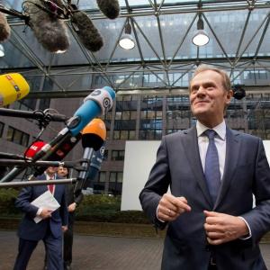 Rząd nie poprze kandydatury Donalda Tuska do Rady Europejskiej