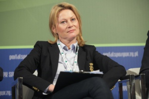 Renata Juszkiewicz dyrektor generalną POHiD