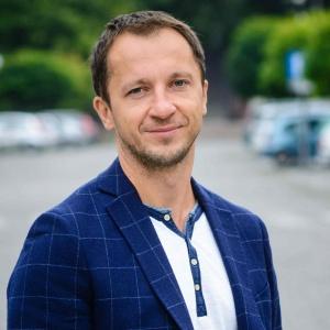 Bartosz Michałek, założyciel serwisu iniJOB