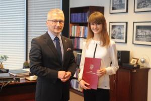 Joanna Marcinkowska Rzecznikiem Praw Pasażera Kolei