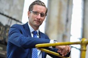 Kamil Kamiński, wiceprezes ds. korporacji w Tauronie
