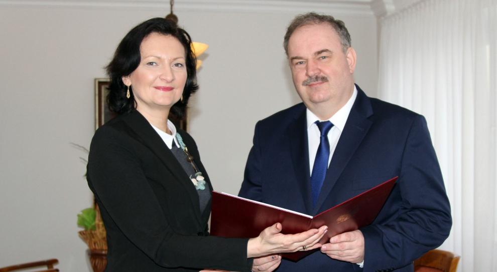 Piotr Pilch nowym wicewojewodą podkarpackim