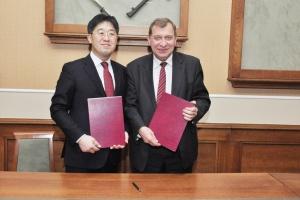 AGH w Krakowie będzie współpracować z Samsungiem