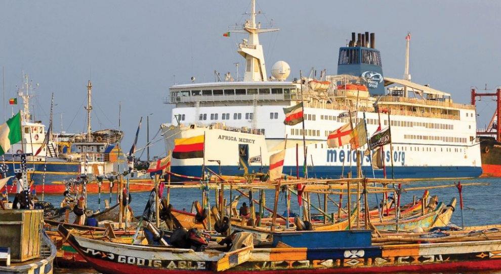 Stena Line wesprze pływające szpitale Mercy Ships. Jak?