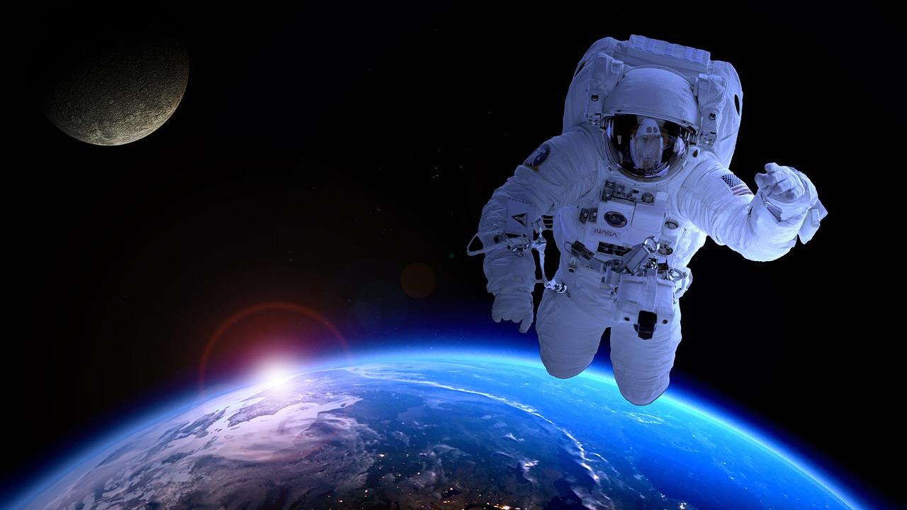 Sektor kosmiczny ma coraz większe znaczenie dla gospodarki europejskiej i światowej (fot.pixabay)