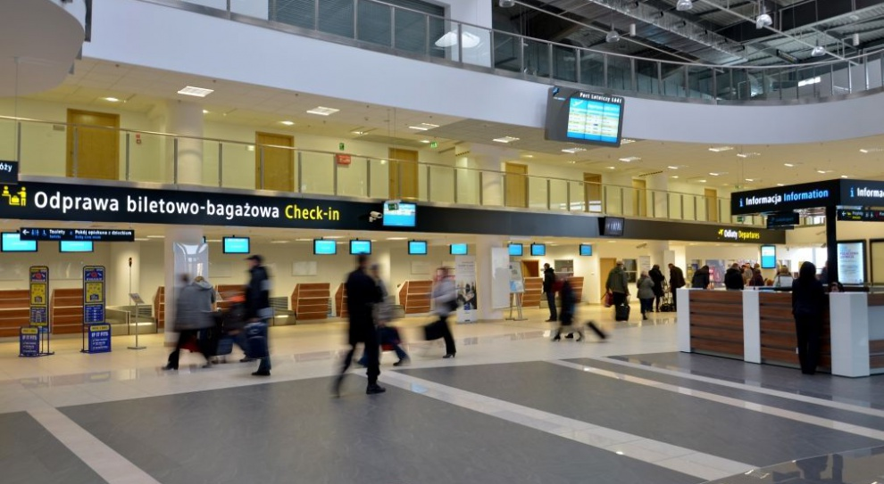 Maszyny zastąpią ludzi na lotniskach?