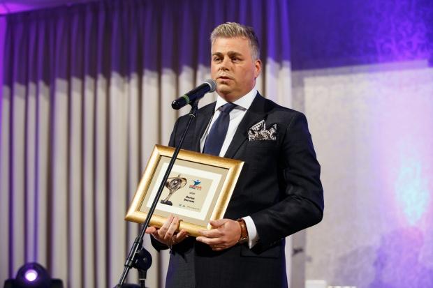 Bertus Servaas został człowiekiem roku 2016