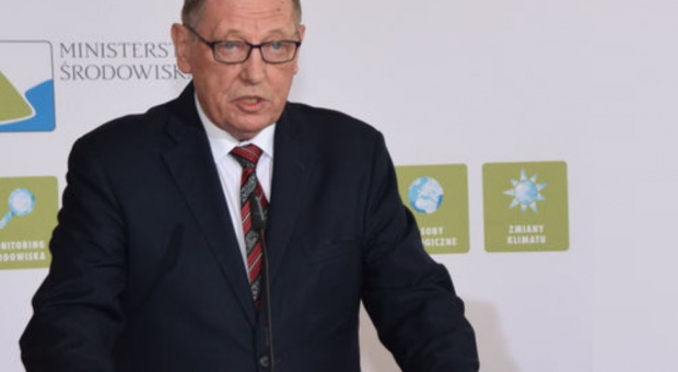 Minister Jan Szyszko powinien podać się do dymisji?