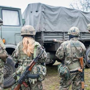 Chętnych do Wojsk Obrony Terytorialnej nie brakuje