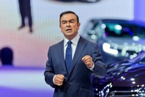 Carlos Ghosn zrezygnował z funkcji prezesa Nissana