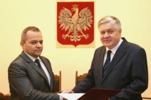 Dariusz Golec prezesem Agencji Restrukturyzacji i Modernizacji Rolnictwa
