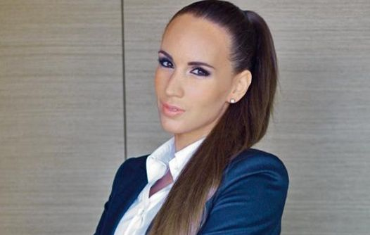 Karolina Serwańska, prezes Polski HR International. (fot. mat.pras.)