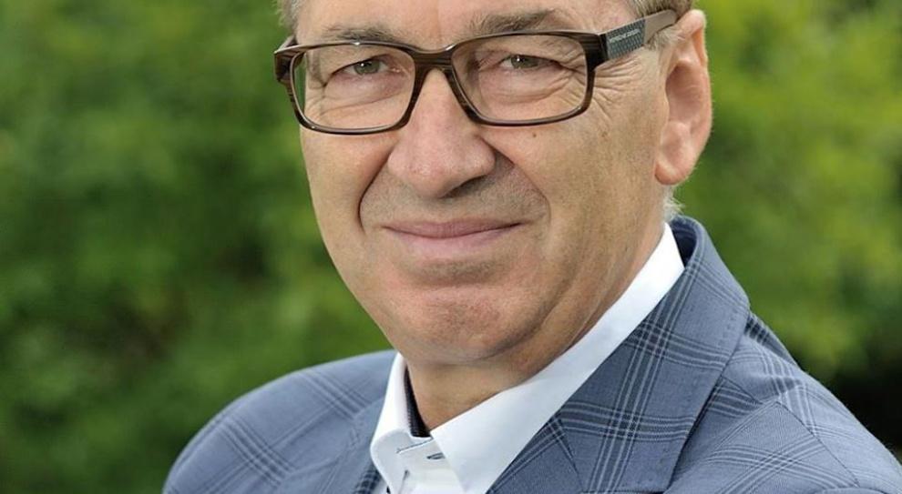 Stanisław Szwed, wiceminister rodziny pracy i polityki społecznej. (fot. Facebook)