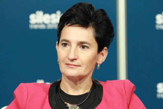 Anna Wicha, prezes Adecco Poland. (fot. PTWP)