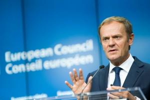 Donald Tusk ponownie szefem Rady Europejskiej