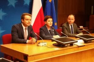 Szydło: UE powinna zmienić zasady obsadzania najwyższych stanowisk