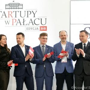 Morawiecki: Start-upy są zaczynem nowej, polskiej, innowacyjnej gospodarki