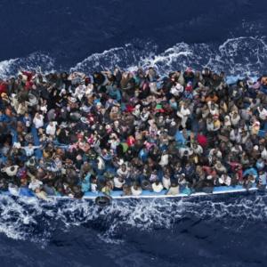 Uratowano rekordową liczbę uchodźców