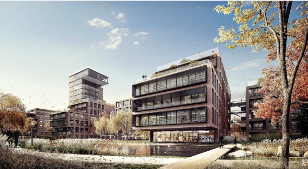 Wiemy, jak będzie wyglądało nowe centrum korporacyjne PGNiG