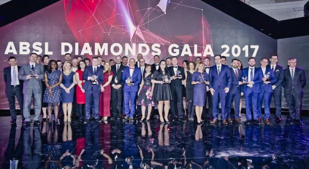 Diamenty ABSL: Wybrano najlepsze firmy BPO i SSC