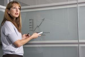 Kobieta-menedżer w branży fintech to wciąż rzadkość