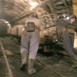 Górnicy z kopalni Krupiński zmieniają miejsce pracy
