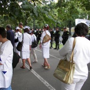 Pielęgniarki ze Staszowa chcą podwyżek. Okupują  gabinet dyrektora