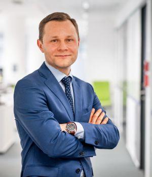 Paweł Wieczorek. (fot.mat.pras.)