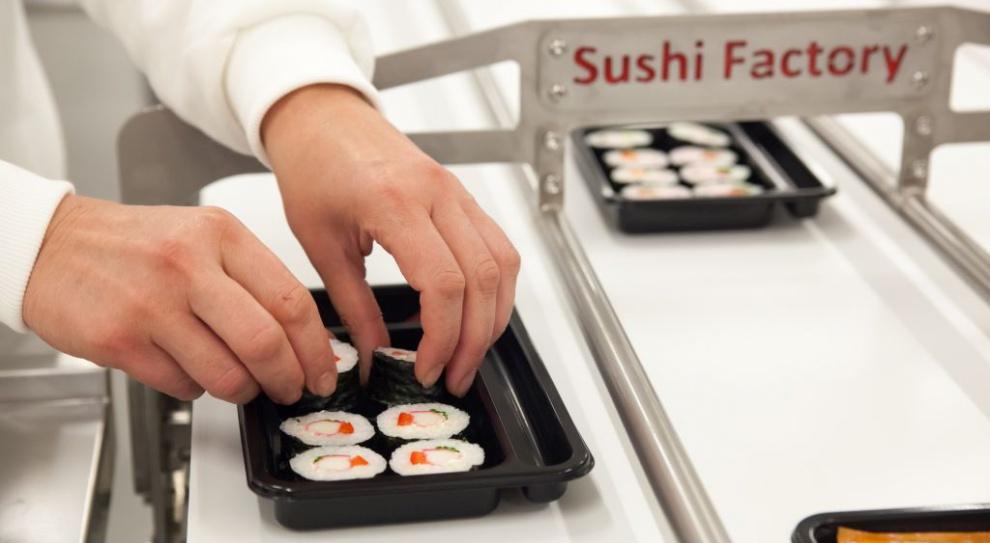 Sushi Factory, Wielkopolska: Fabryka sushi zatrudnia