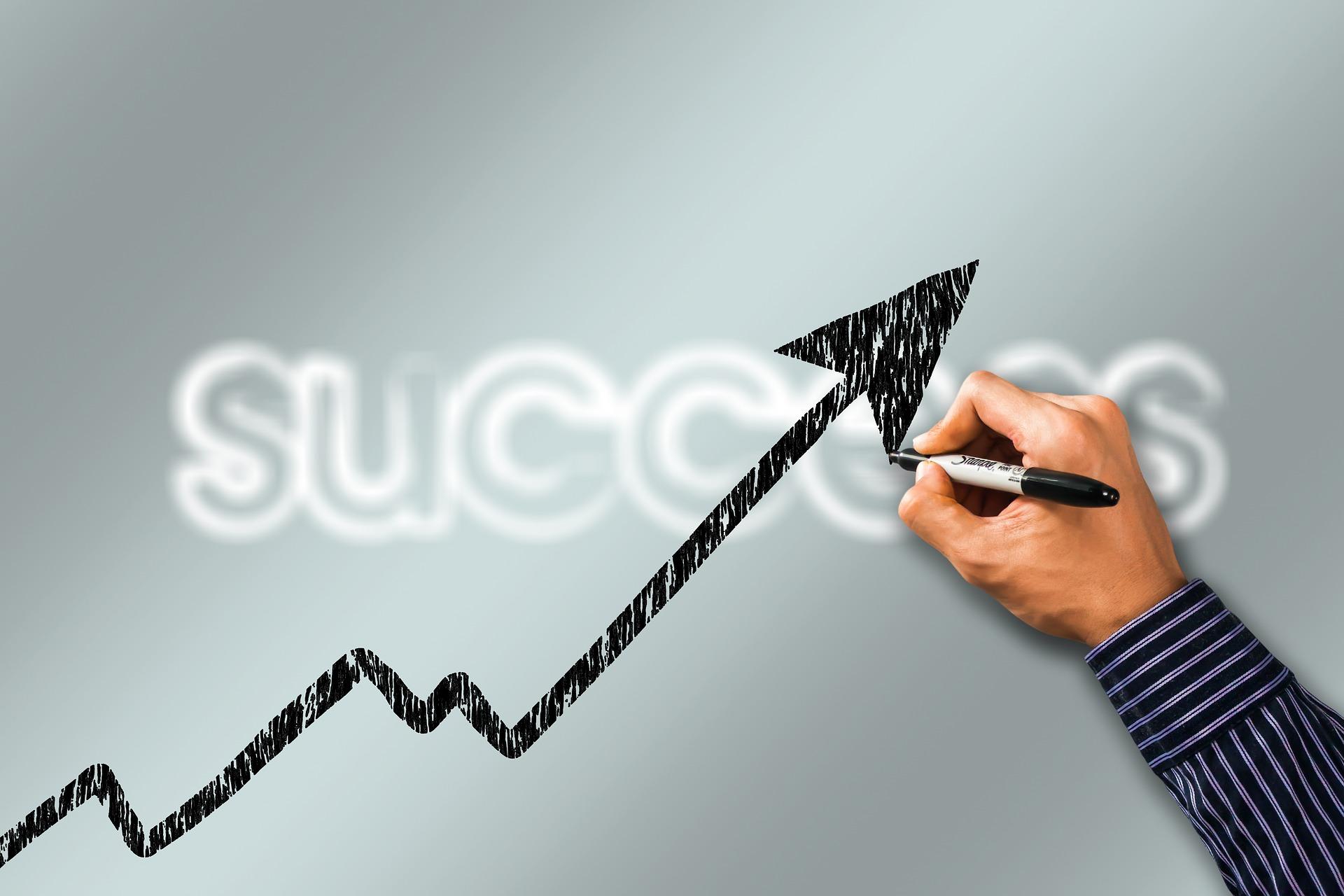 Najlepszy i najciekawszy start-up mają szanse stworzyć dwie osoby o odmiennym sposobie myślenia i różnych umiejętnościach (fot.pixabay)