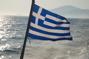 Strajk emerytów w Grecji