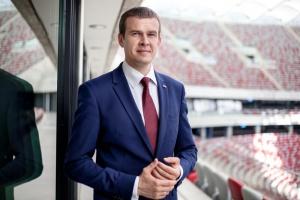 Witold Bańka przedstawicielem Europy w Komitecie WADA