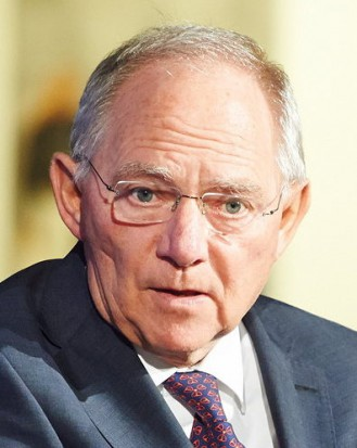 Schaeuble uważany jest za najbardziej doświadczonego polityka niemieckiego (Wolfgang Schäuble, fot.wikipedia.org/European People's Party)
