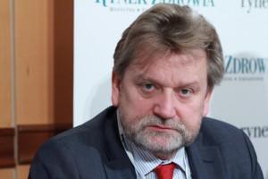 Jarosław Pinkas pełnomocnikiem rządu ds. bezpieczeństwa żywności