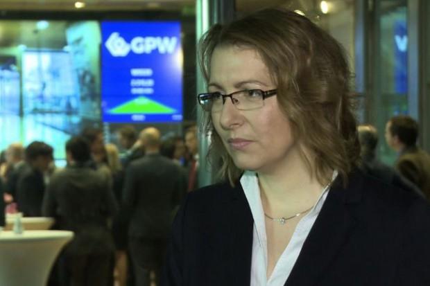 Dorota Wysokińska-Kuzdra, prezes zarządu Griffin Premium RE (fot.newseria)