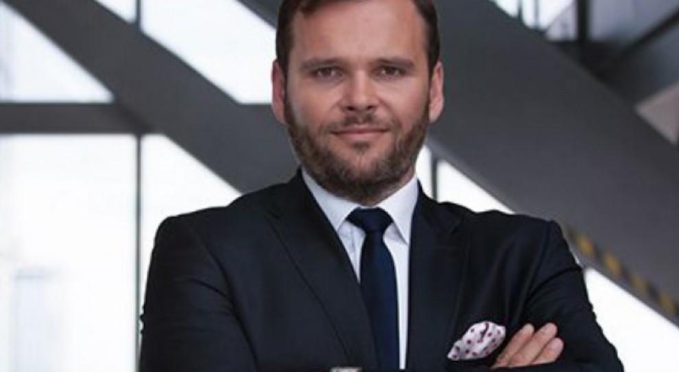 Piotr Karpiński dyrektorem w CBRE