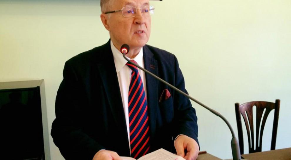 Michał Seweryński nowym wicemarszałkiem Senatu