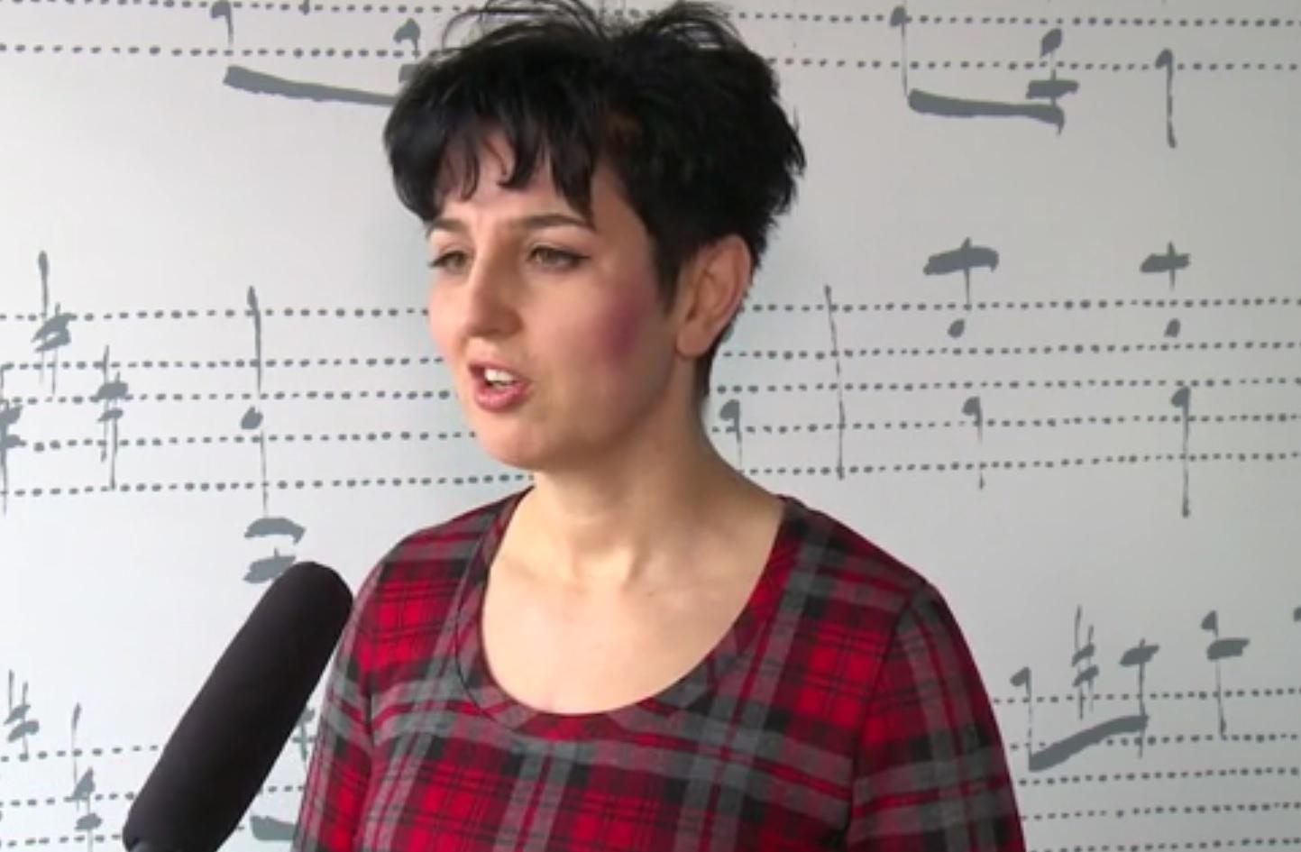 W dzisiejszych czasach muzyka poważna jest równie popularna jak wiele lat temu - mówi Agnieszka Franków-Żelazny (fot.InfoWire.pl)