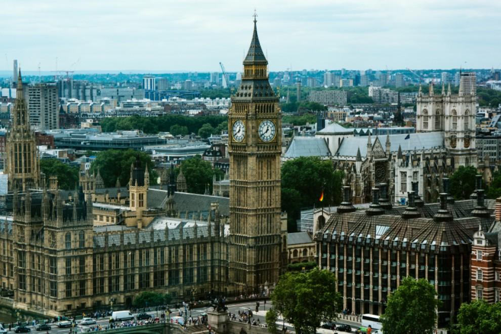 Londyn, jako jedno z kluczowych miast Brytanii, głosował przeciwko Brexitowi w 2016 roku, źródło: unsplash.com