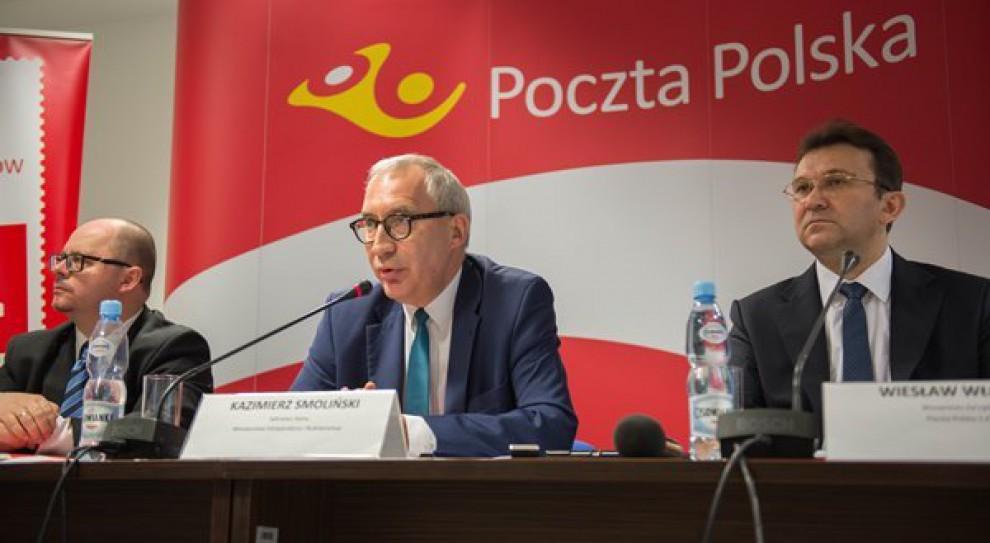 Na nowej strategii Poczty Polskiej skorzystają też pracownicy
